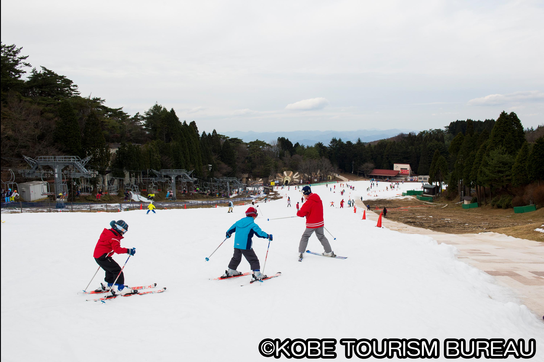 One-Day Tour of Rokko Snow Park & Rokko-Shidare Observatory