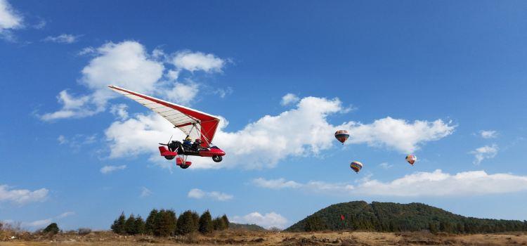 火山地質公園熱氣球體驗3