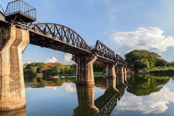 River Kwai Bridge, Train, Death Railway - Private 1 Day Tour from Hua Hin