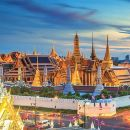 Evening Bangkok City Tour with Grand Palace & The Reclining Buddha