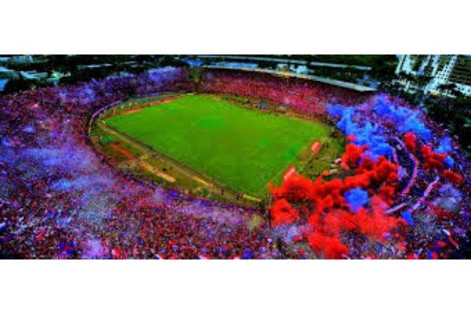 Medellin soccer tour (futbol)
