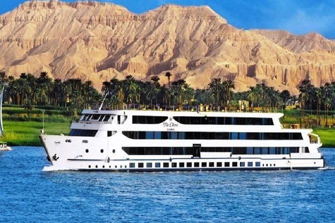 Package Nile cruise from Aswan to Luxor (Hurghada – Cairo)