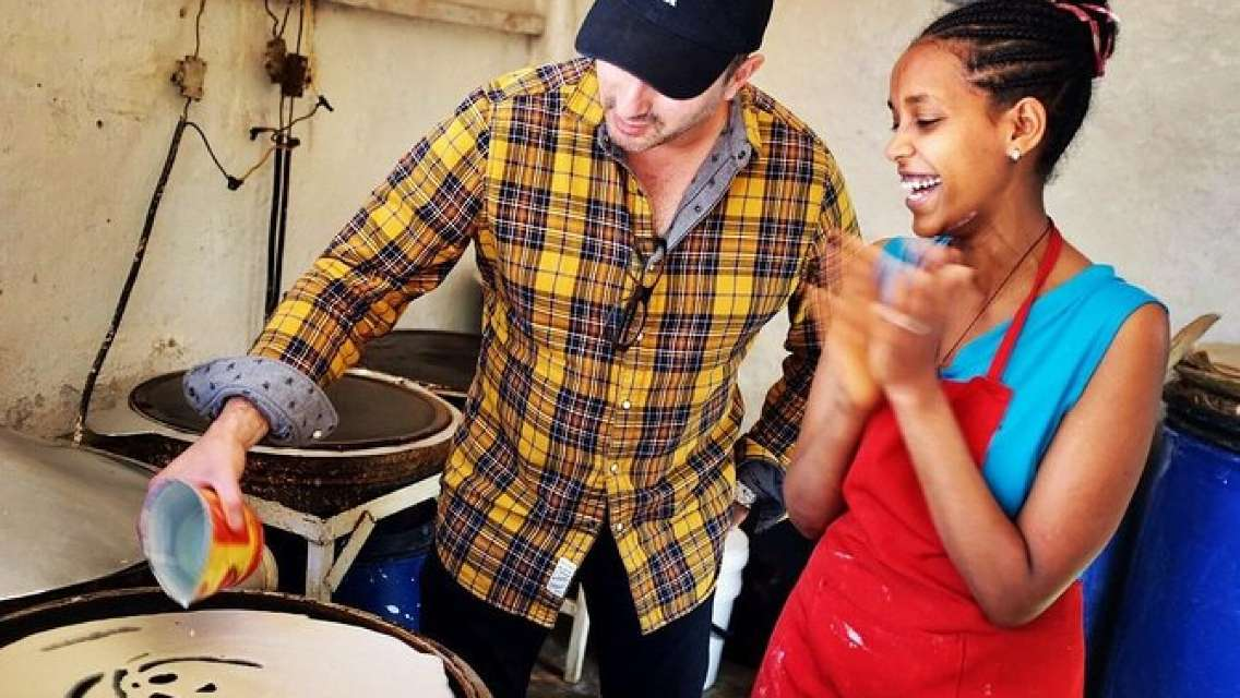Ethiopian Food and Drink Culture Tour in Addis Ababa