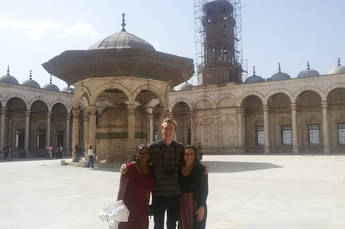 Private Tour: Islamic Cairo including Amr Ibn-AlAs-Ibn Tulun, Sultan Hassa and El Refaa Mosques