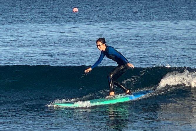 Private Surf Lessons in Malibu