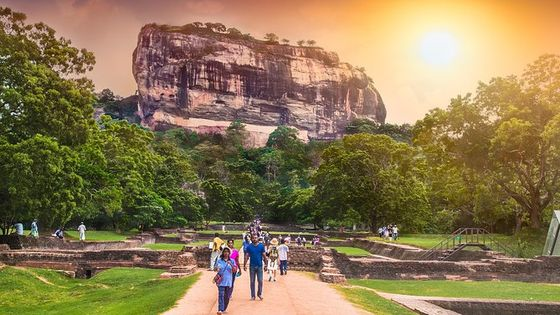 Highlights Of Sigiriya & Dambulla Day Excursions From Colombo