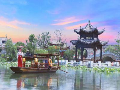 Xinhualian Tongguanyao Ancient Town