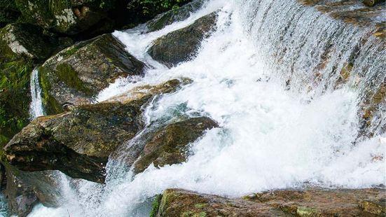 Qinglong Waterfall