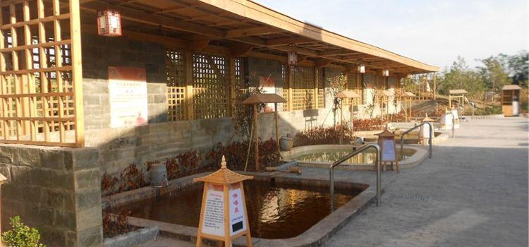 Shanghe Hot Spring Base1