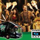 Night Safari With 2-Way Safari Gate City Transfer & Tram Ride