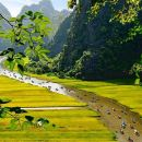 Hoa Lu - Tam Coc: Boat Trip and Bicycle Ride