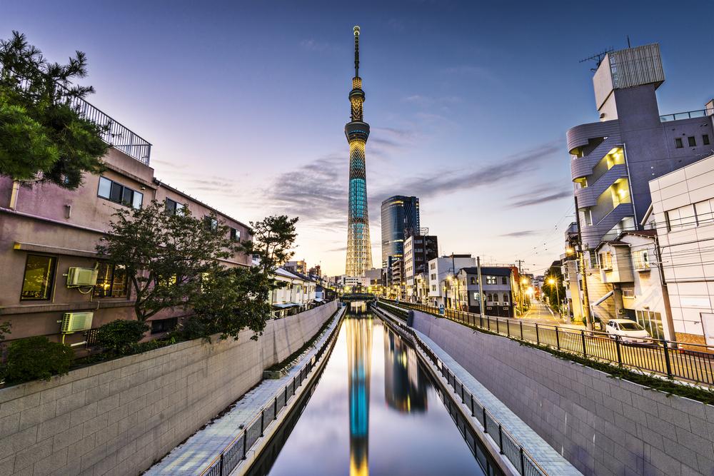 Tokyo SKYTREE® 350m/450m Observation Deck Ticket
