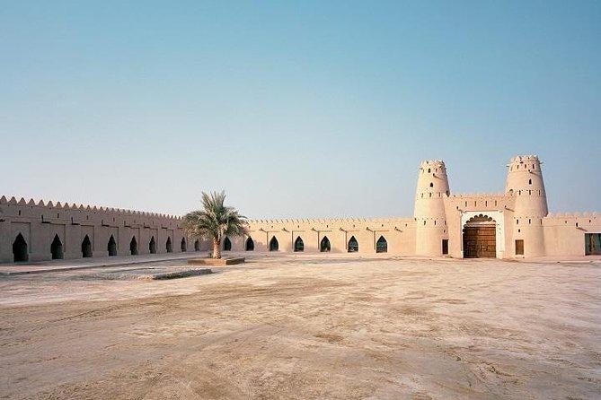 Private Tour: Full Day Al Ain City Tour From Dubai
