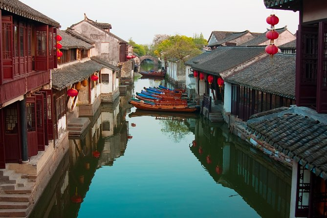 Private: One-Day Suzhou and Tongli Tour from Shanghai