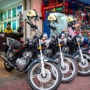 Cu Chi Tunnels Motorbike Excursion