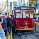 Best of Melbourne City Tour with Colonial Tramcar Restaurant Dinner