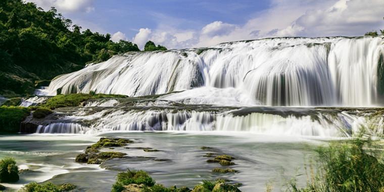 貴州黃果樹瀑布+天星橋風景區+陡坡塘瀑布二日遊(往返車位/套餐可選+提前選座+市區上車)