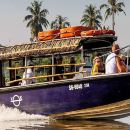 Cu Chi Tunnels Half Day Tour by Speedboat from Ho Chi Minh City