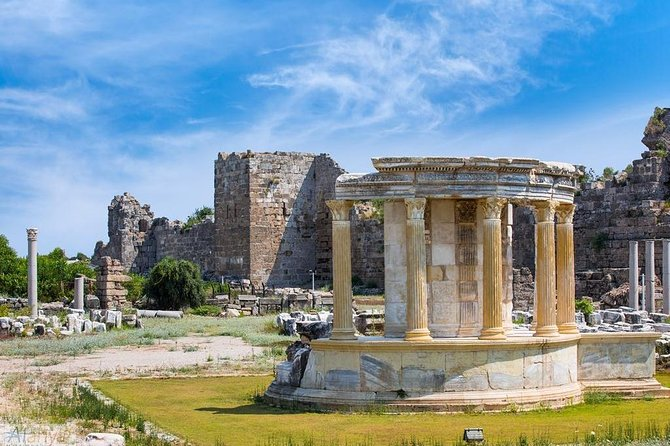 Antalya Excursion to Perge, Aspendos, Side, Manavgat Waterfall
