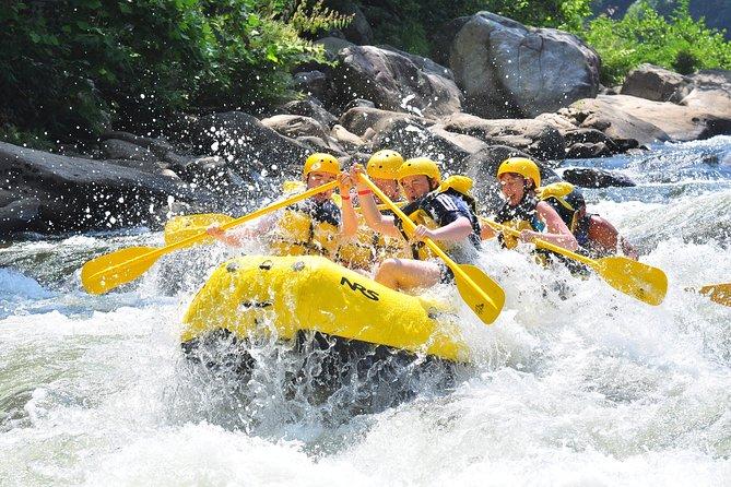 Rafting Adventure at Dalaman River