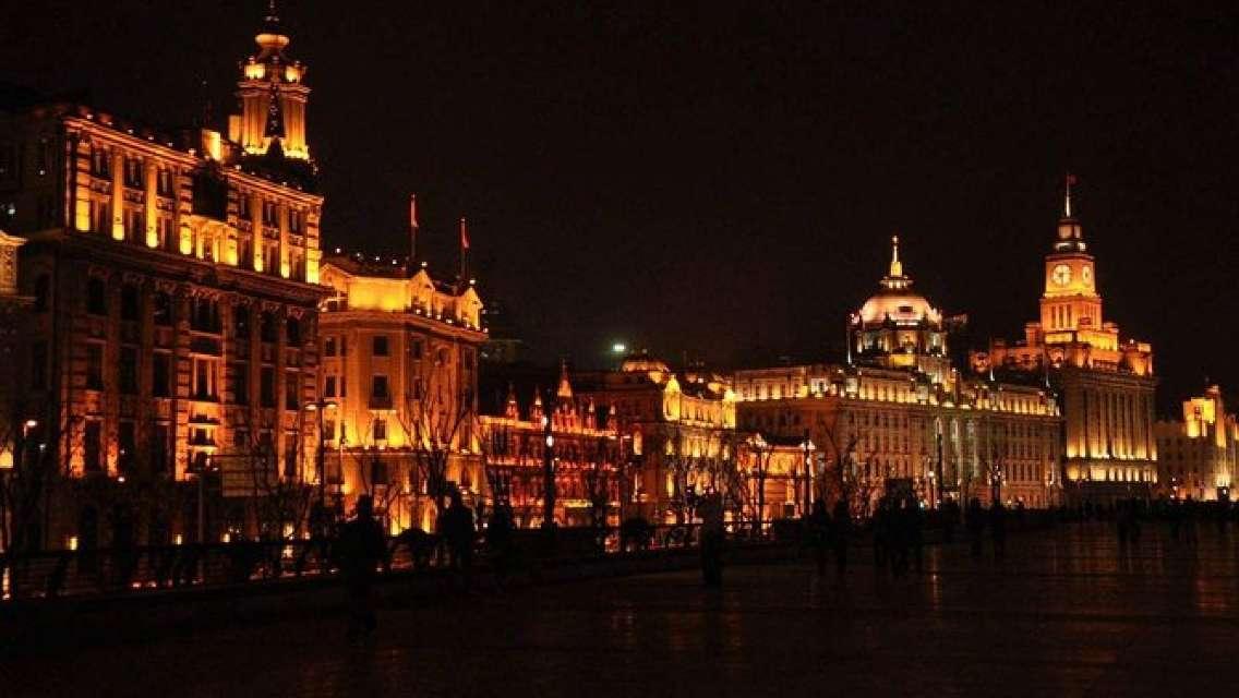 2-Day Private Classic Shanghai Tour Package including Zhujiajiao Water Town