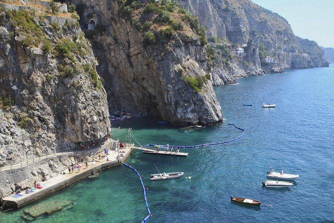 Small-Group Amalfi Coast Day Cruise from Positano