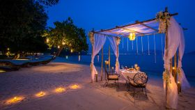 普吉岛卡马拉Old Siam Authentic Thai Restaurant餐厅【浪漫烛光晚餐】【求婚/蜜月/纪念日】