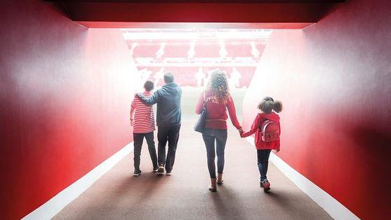 The LFC Stadium Tour