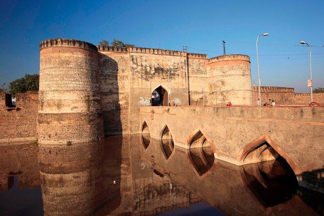 Bharatpur Lohagarh Fort from Agra