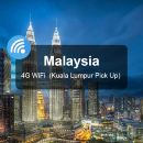 4G WiFi for Malaysia (MY Airport Pick Up)
