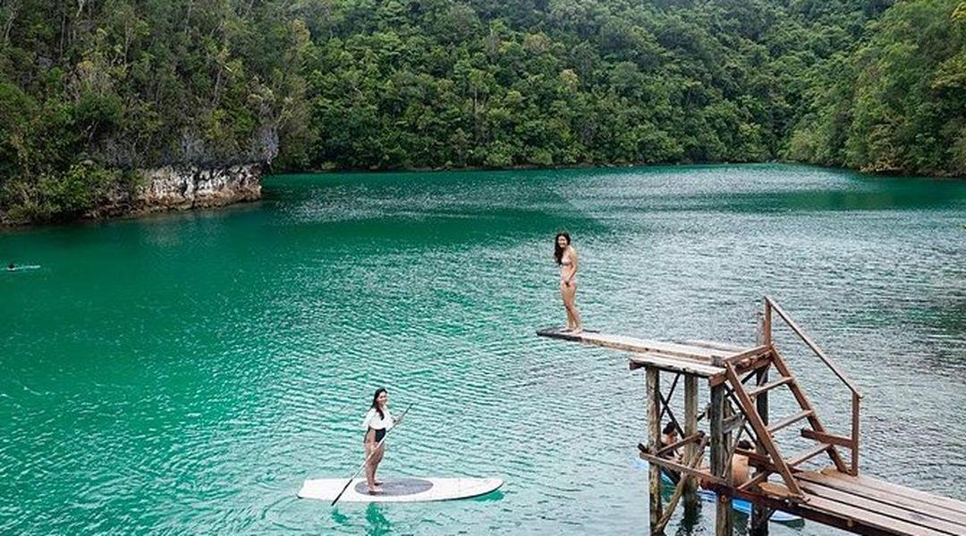 Siargao Mapupungko & Sugba Lagoon Siargao Island Tour | Trip.com