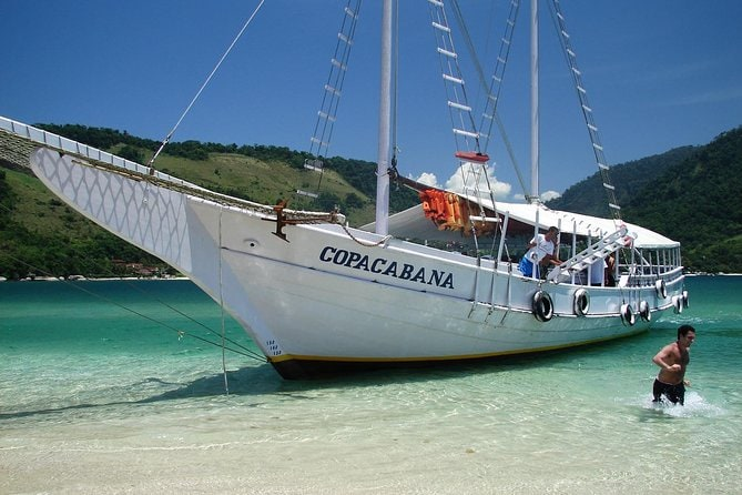 Angra dos Reis Full-Day from Rio de Janeiro with Lunch