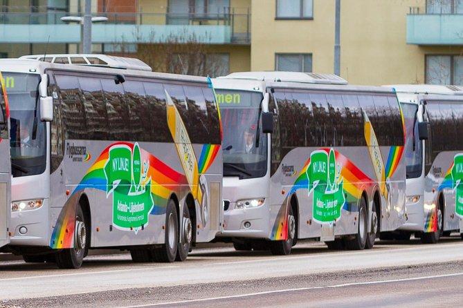 Landvetter Airport Shared Departure Transfer