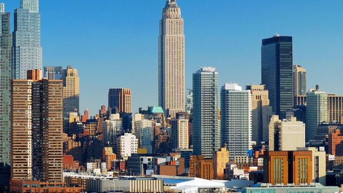 New York in One Day Guided Sightseeing Tour