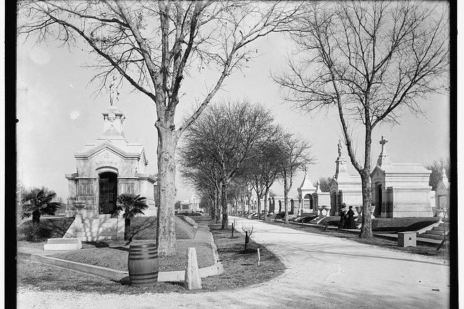 Faith & Courage: Metairie Cemetery Stories Walking Audio Tour by VoiceMap