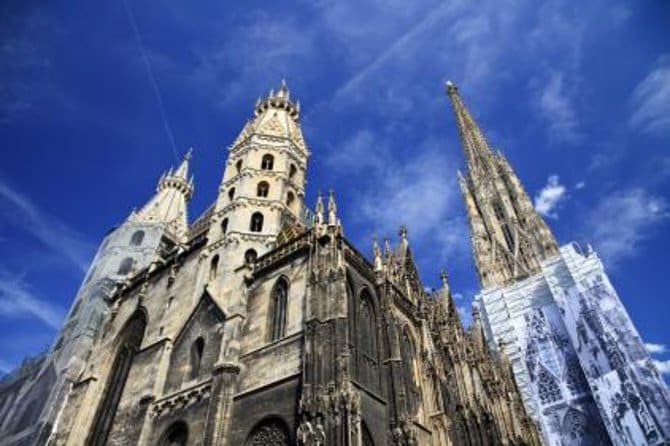 Expert Led Introduction to Vienna Tour