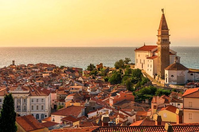 Best of Piran, Portoroz, Strunjan, Izola, Koper (PRIVATE V.I.P. TOUR)