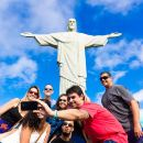 Best of Rio: Christ The Redeemer, Sugarloaf Moutain, Lapa Steps and Santa Teresa