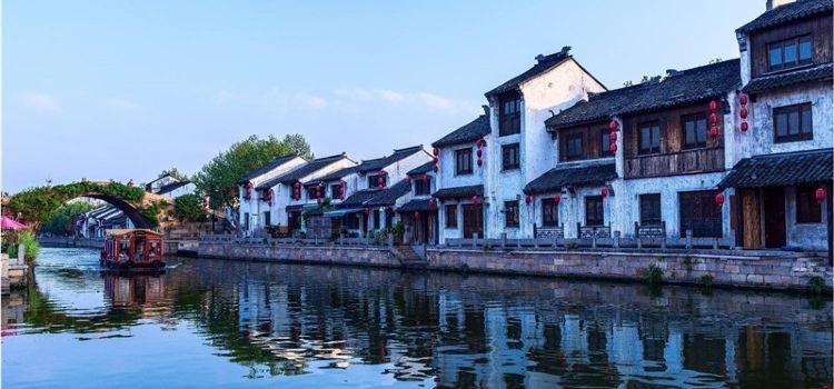 江南古運河遊船(南禪寺碼頭)2