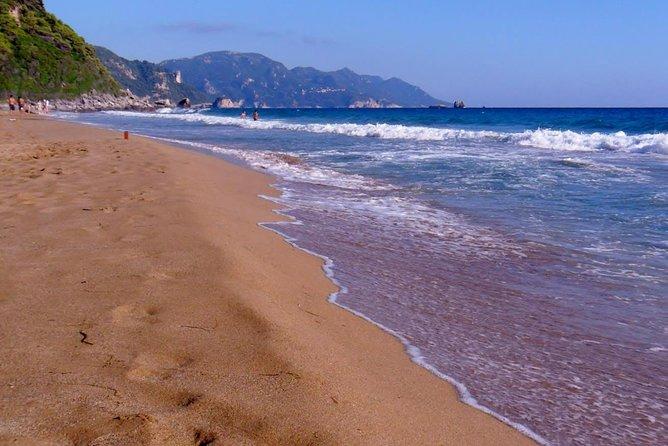 Half-Day at Glyfada Beach, Corfu Shore Excursion