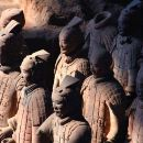 Terracotta Warriors and Banpo Village Bus Tour from Xian