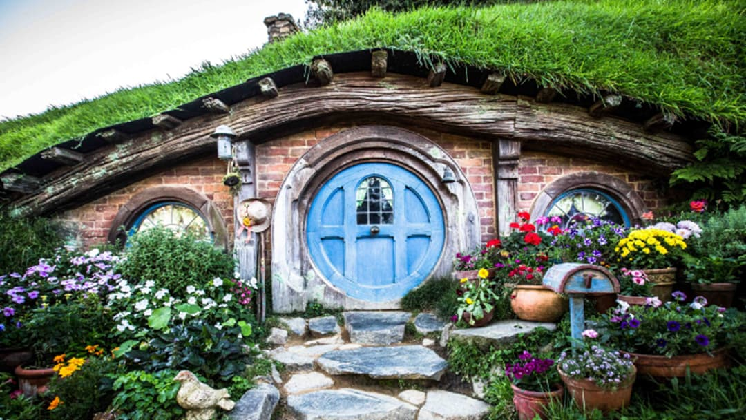 Hobbiton and Waitomo Caves Join-In Day Tour from Auckland
