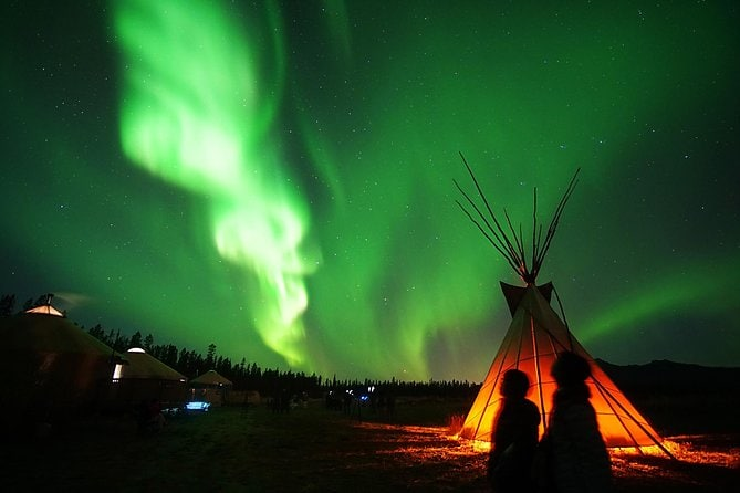 Arctic Day: Aurora Viewing Tour | evening