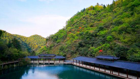 安吉靈溪山風景區