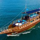 Private Charter: Ang Thong Marine Park Tour on the Blue Dragon Classic Yacht