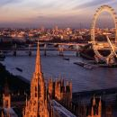 Total London Experience with London Eye, Tower of London, St Paul's & Lunch Pack