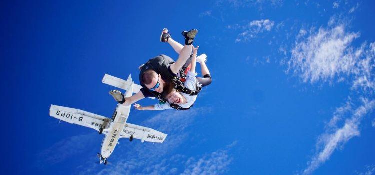 Yangjiang Skydiving Experience2