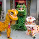 [Exclusive Experience] Lion dance in Foshan Temple