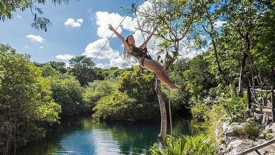 Day Trip to Tulum and Cenote Dos Ojos