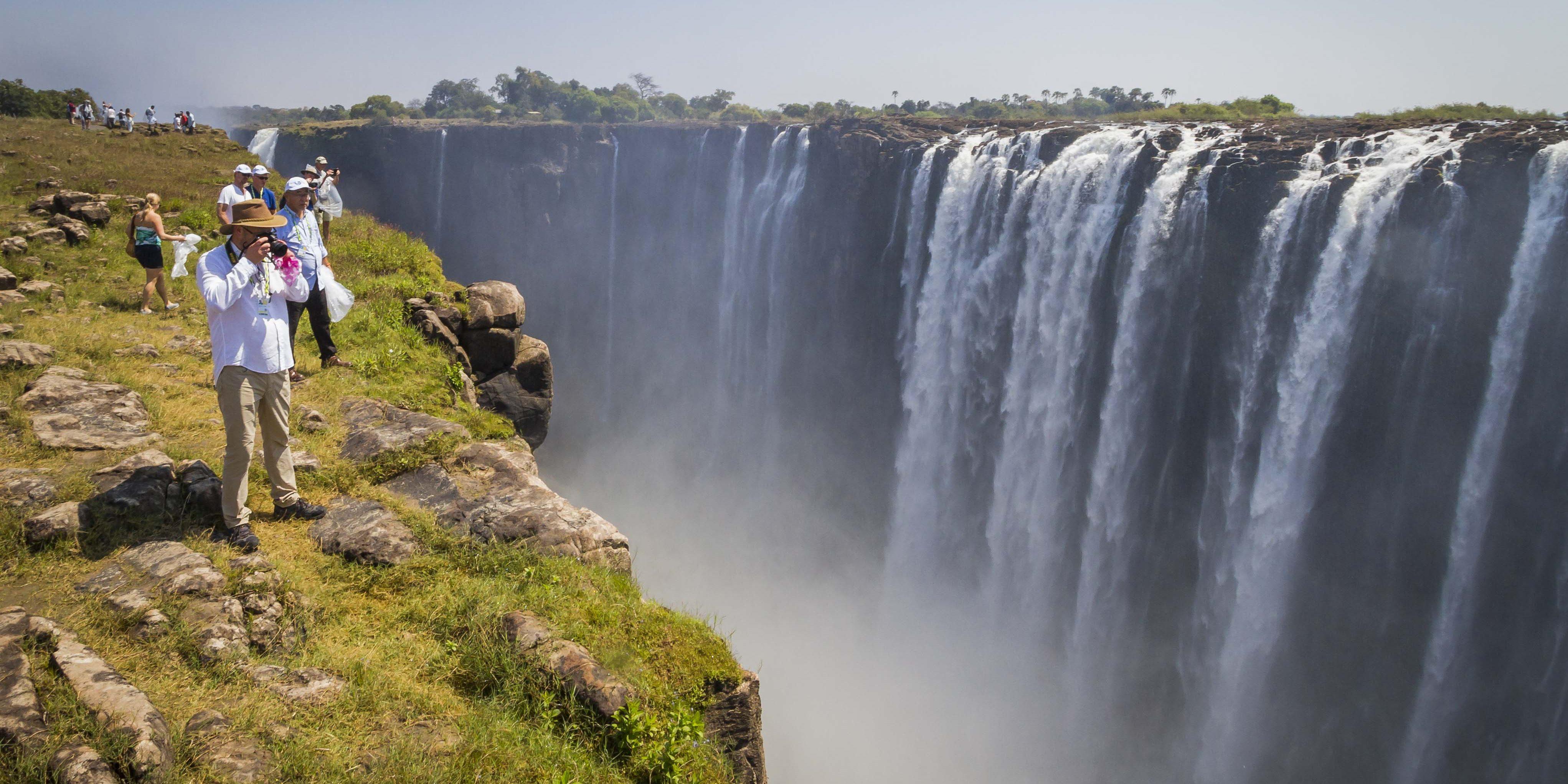 津巴布韋維多利亞瀑布遊覽半日遊